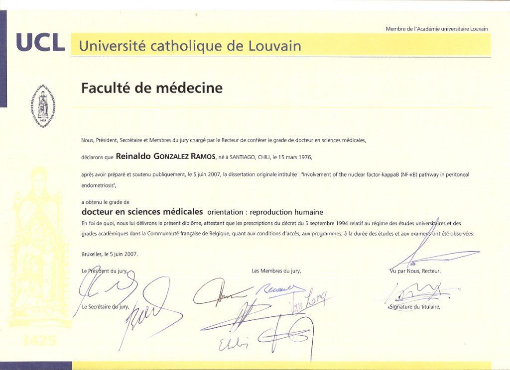 Imagen título Doctor en Ciencias Médicas
